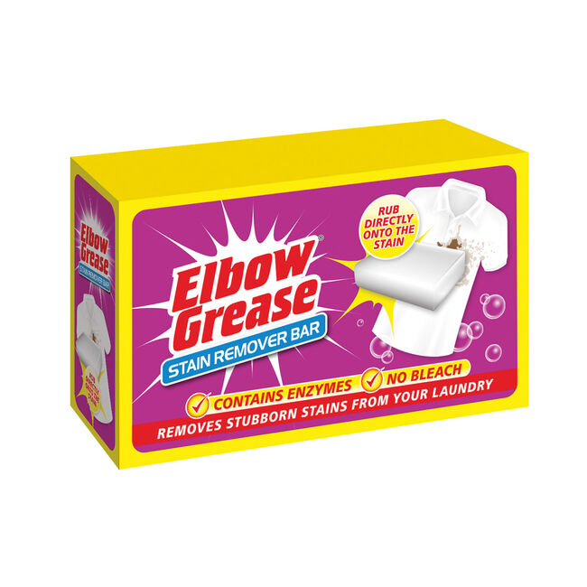 Elbow Grease Stain Remover Bar