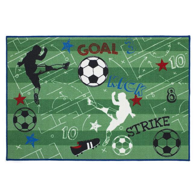 Strike Childrens Floormat 100cm x 150cm