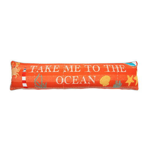 Take Me To The Ocean Draught Excluder 22x90cm