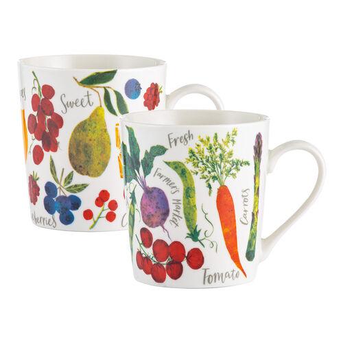 Farmer Market Fina China Mug
