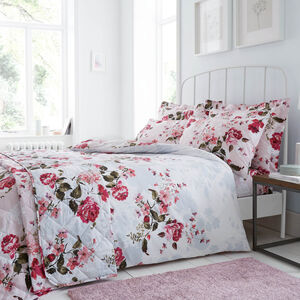 SINGLE DUVET COVER Babs Pink