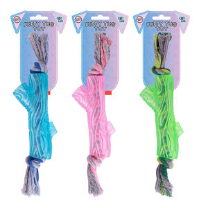 Small Dog & Puppy Rubber Twig Toy