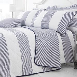Smyth Blue Bedspread
