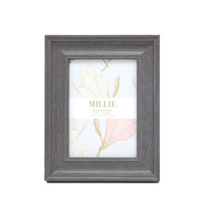 "Millie Photo Frame 5x7"" - Charcoal"