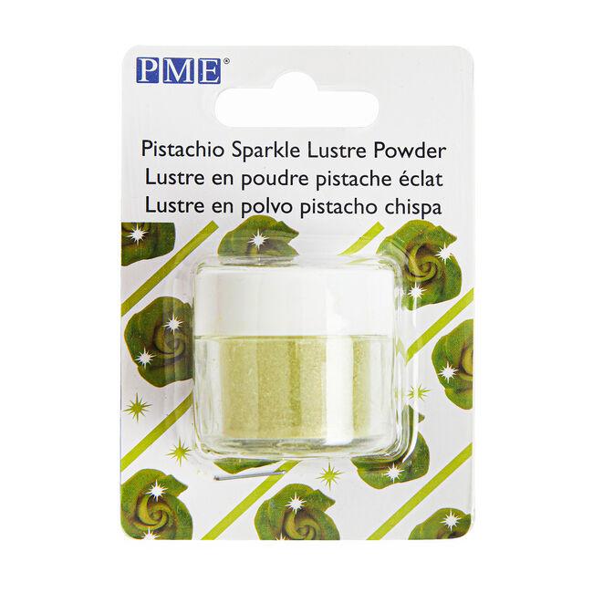 PME Lustre Powder 2g - Pistachio Sparkle