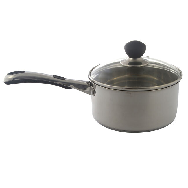 Easygrip Saucepan with Lid 20cm