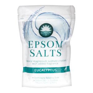 Elysium Spa Epsom Salts Eucalyptus Soak 450g