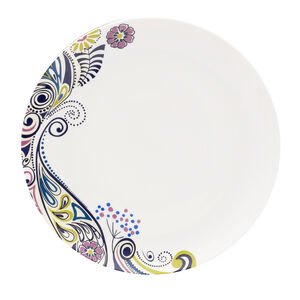 Denby Monsoon Cosmic Dinner Plate