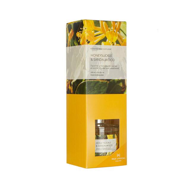 Modern Floral Honeysuckle & Sandalwood Diffuser