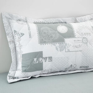 Love Beyond Time Pillowshams 50cm x 75cm