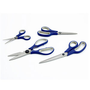 Tuffsteel Titanium Scissors Set of 4