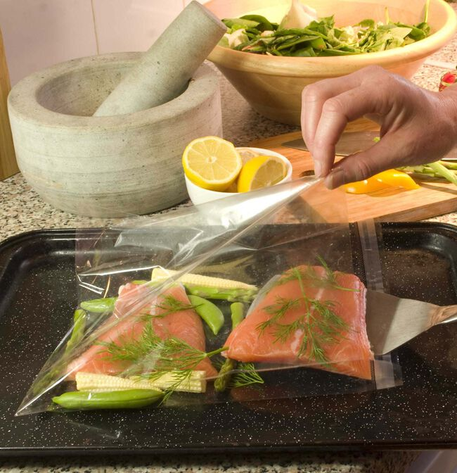 Toastabags Cookafish 10 Bags