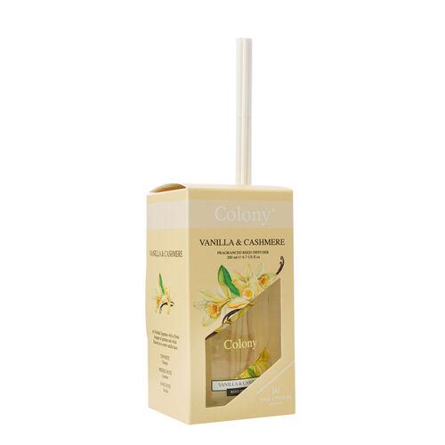 Colony Vanilla & Cashmere Reed Diffuser 200ml