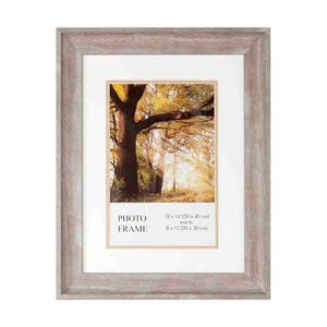 Dawn Photo Frame with Mount 8x12""