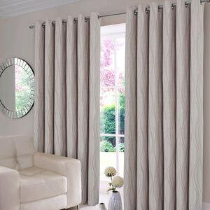 GEO LATTE 66x72 Curtain