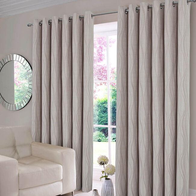 GEO LATTE 90x90 Curtain