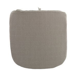 Woven Kitchen Seat Pad - Biscuit