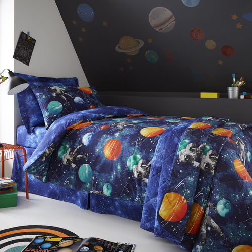 DOUBLE DUVET COVER Space Travel