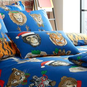Wild Christmas Cushion 30 x 50cm