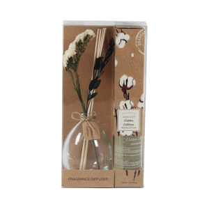 Ambianti Clean Cotton Reed Diffuser 100ml