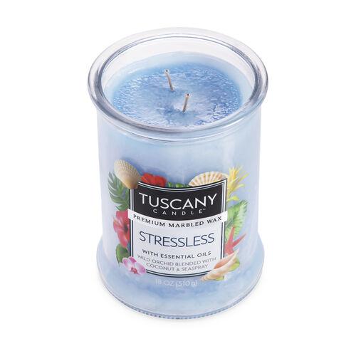 Tuscany 18oz Candle Stressless