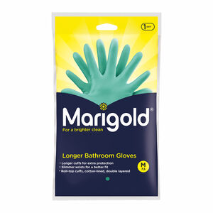 Marigold Bathroom Gloves Medium