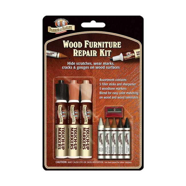 Parker & Bailey Furniture Repair Kit