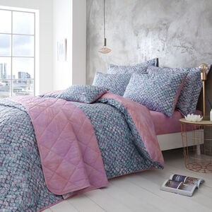 SINGLE DUVET COVER Aquata