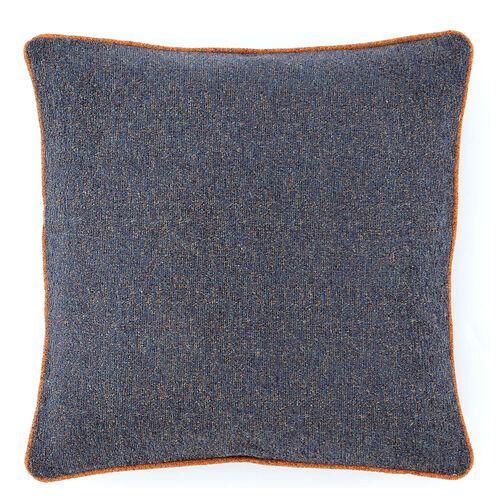 Sweeney Cushion 58x58cm - Petrol