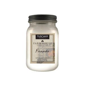 Tuscany Farmhouse 12oz Candle Fireside