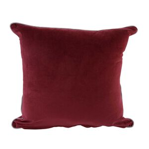 Naomi Cushion 45x45cm - Berry