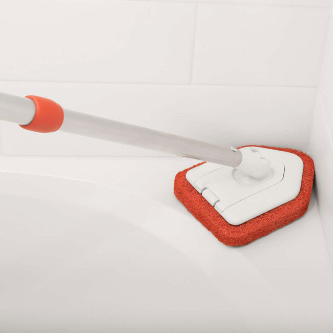 Good Grips Extendable Tub&Tile Scrubber