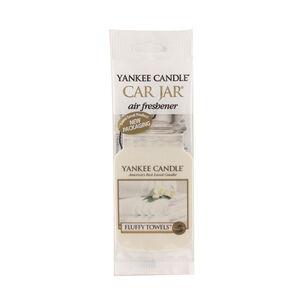 Yankee Candle Car Jar Fluffy Towels