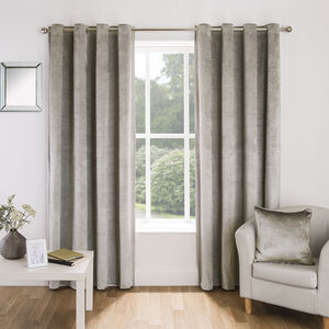 Embossed Curtain