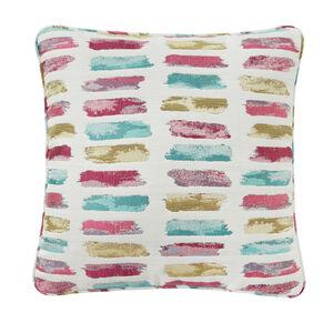 Geo Pop Cerise/Lime 45 x 45 Cushion