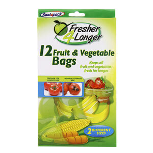 Sealapack Fruit and Vegetable Bags