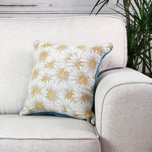 Daisy Cushion Cover 2 Pack