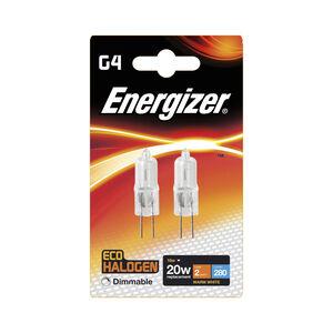Eco Clear G4 2 Halogen Bulbs 14W