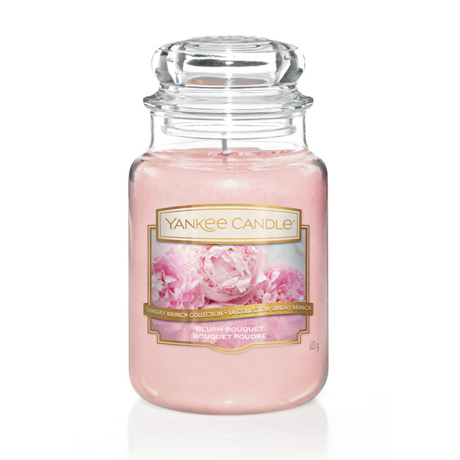 Yankee Candle Blush Bouquet Large Jar