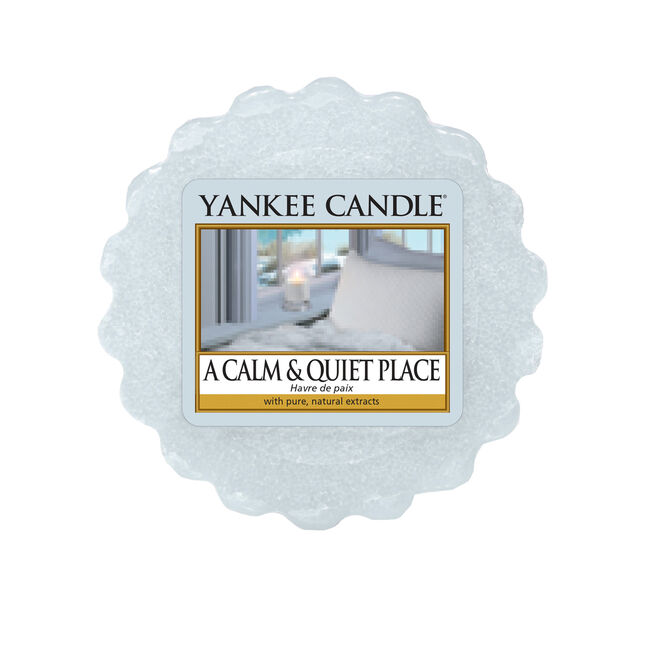Yankee Candle A Calm and Quiet Place Tart