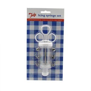 Tala Icing Syringe Set with 6 Nozzles