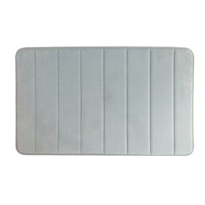 Memory Foam Duck Egg Bath Mat 50 x 80