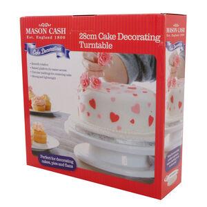 Mason Cash Cake Decorating Turntable
