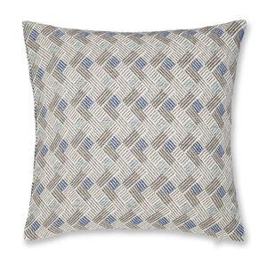 Stewart Blue Cushion 45x45cm