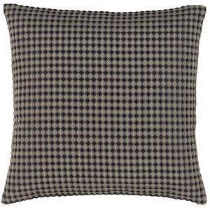 Waffle Raised Cushion 45x45cm - Bronze