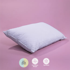 Hug Quilted Microfibre Pillow