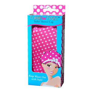 Printed Stylin' Shower Cap