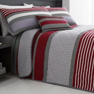 Tony Stripe Bedspread 200cm x 220cm