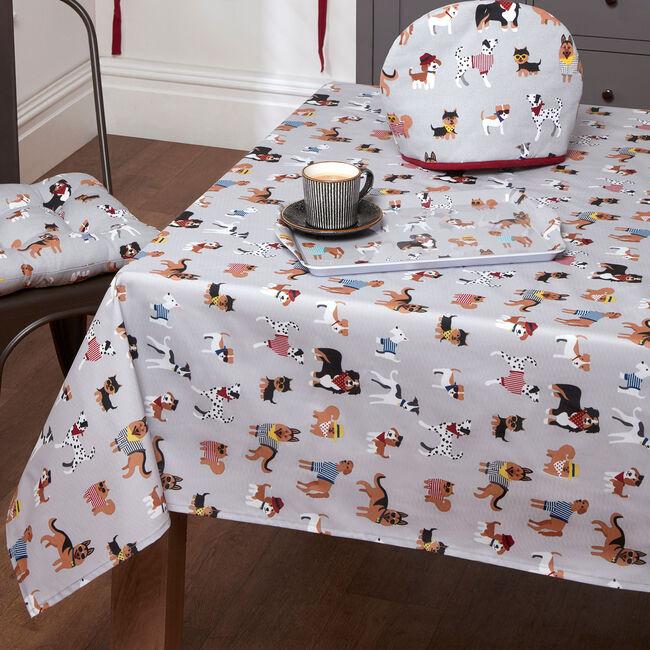 Walkies PVC Table Cloth