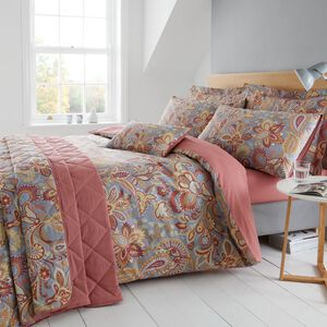 DOUBLE DUVET COVER Ela-Jo Grey